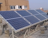 川大实验室太阳能发电设备