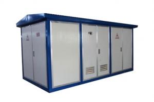 ZBW6 -12/0.4系列预装箱式变电站